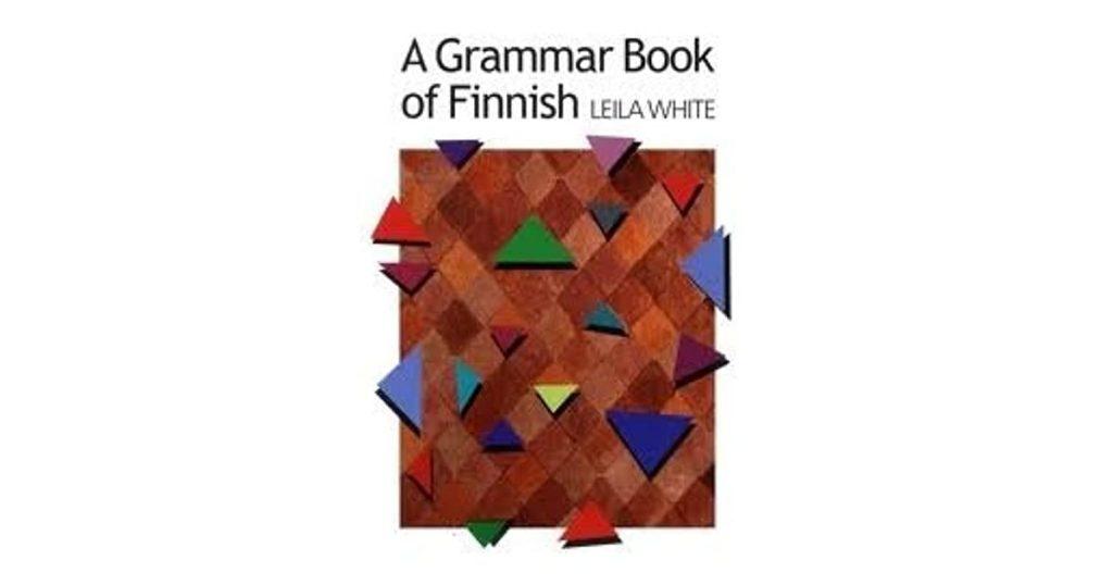 A Grammar Book of Finnisch
