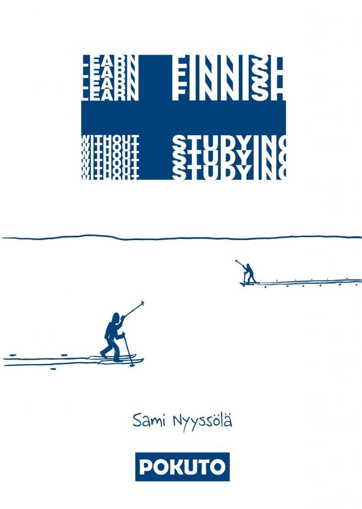learn finnish - finnisch lernen - buch - sami nyyssölä